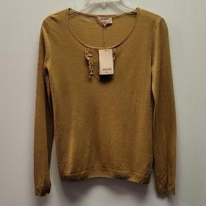 Madras Cottage Long Sleeve Top